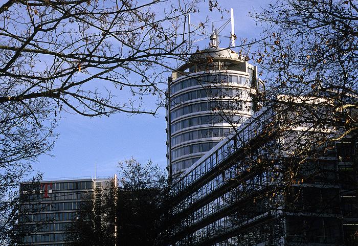 München Technisches Rathaus Telekom Center München