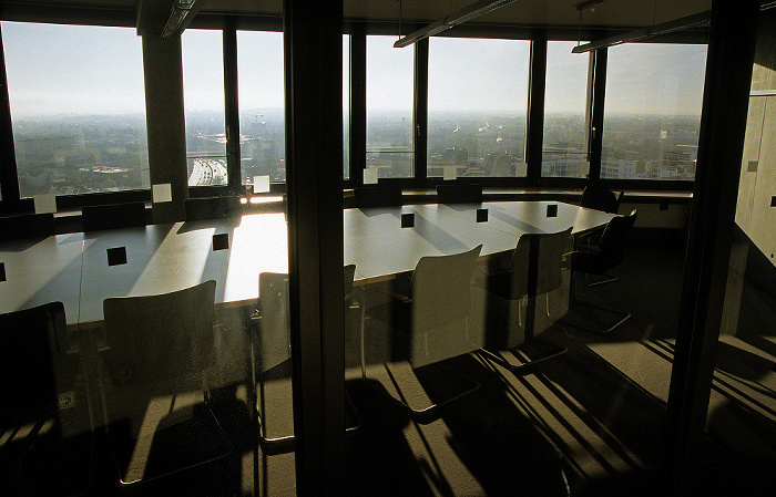 München Technisches Rathaus: Besprechungszimmer