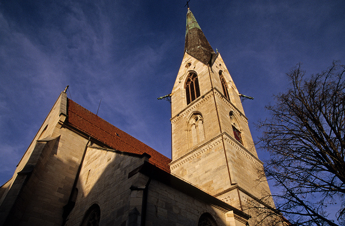 Rottweil Altstadt: Heilig-Kreuz-Münster