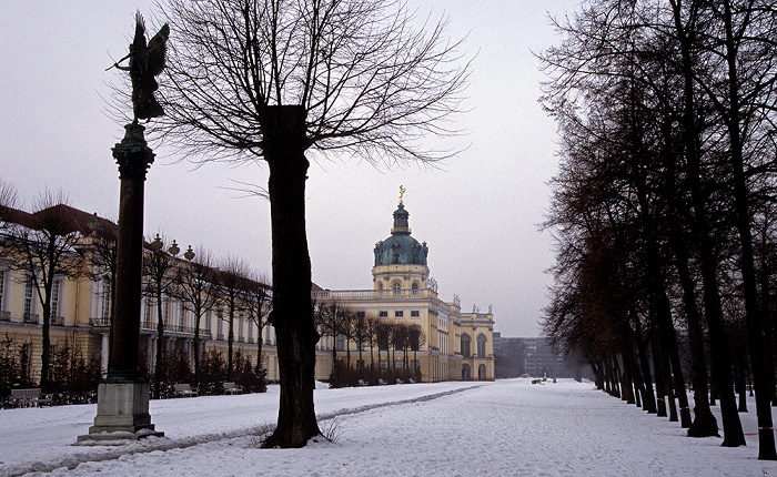 Berlin Schloss und Schlossgarten Charlottenburg Schloss Charlottenburg
