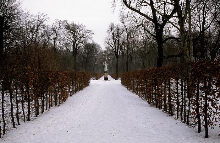 Berlin Schlossgarten Charlottenburg