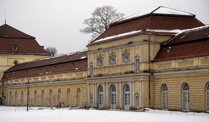 Berlin Schloss Charlottenburg: Große Orangerie