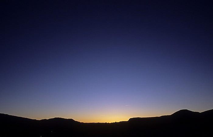 Sonnenuntergang Torrey
