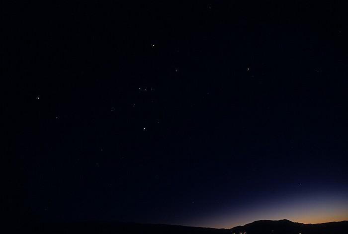 Sternbild Orion Torrey