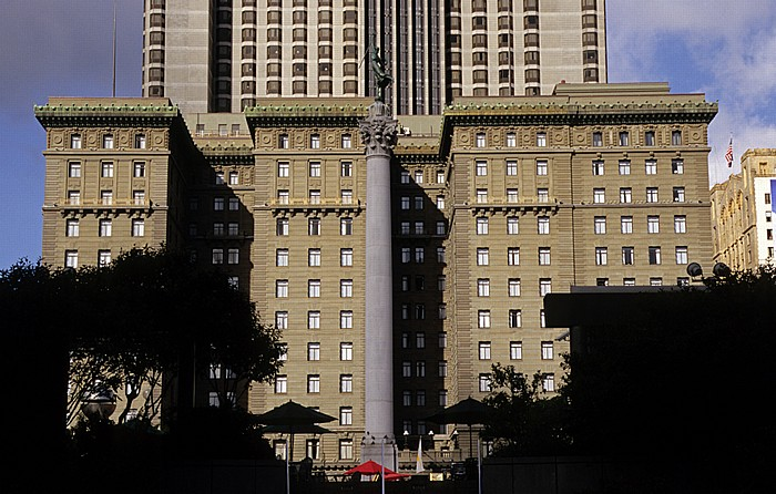 San Francisco Union Square: The Westin St. Francis