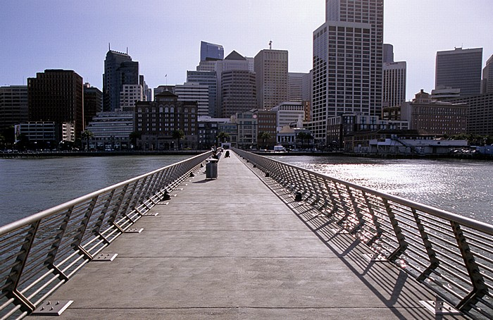 Pier 14, San Francisco Bay, South of Market