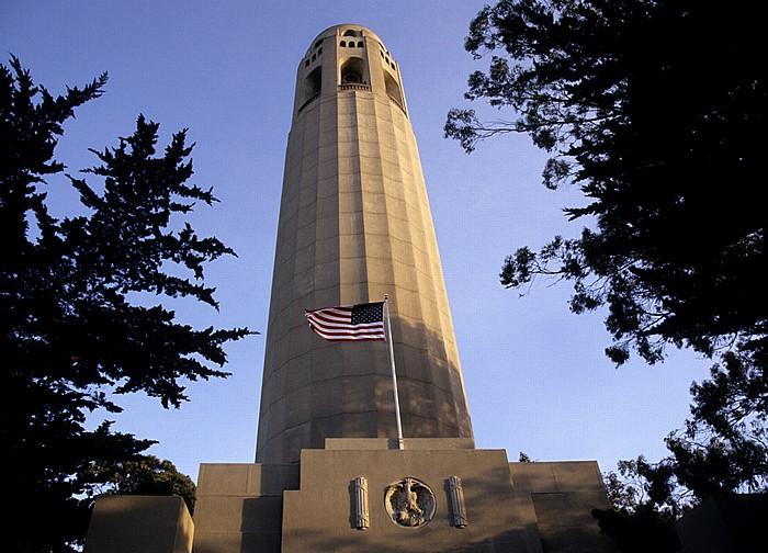 San Francisco Telegraph Hill: Coit Tower