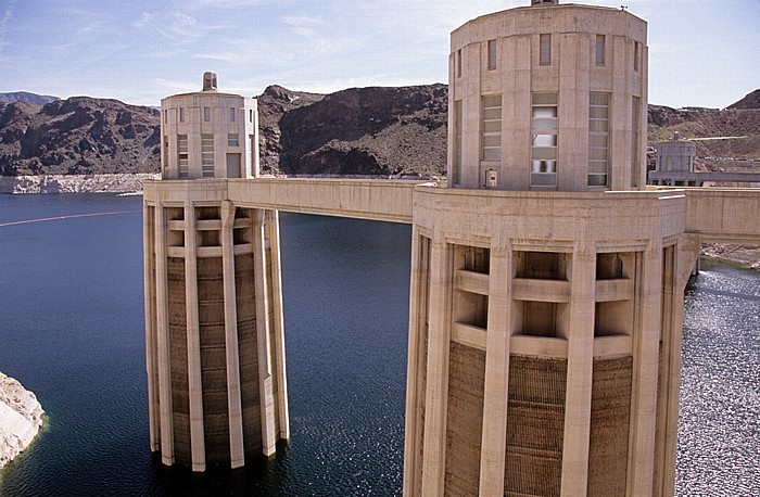 Lake Mead Hoover-Staudamm (Hoover Dam)