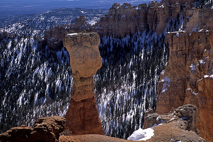 Bryce Canyon National Park Agua Canyon
