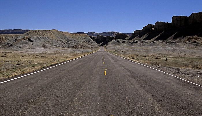 Wayne County Utah State Route 24
