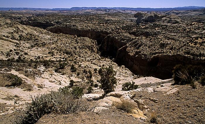 Grand Staircase-Escalante National Monument Calf Creek Canyon