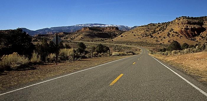 Wayne County Utah State Route 12
