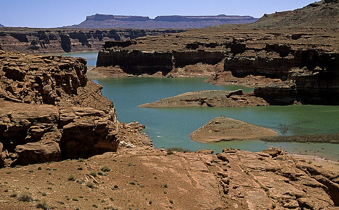 Glen Canyon National Recreation Area Lake Powell