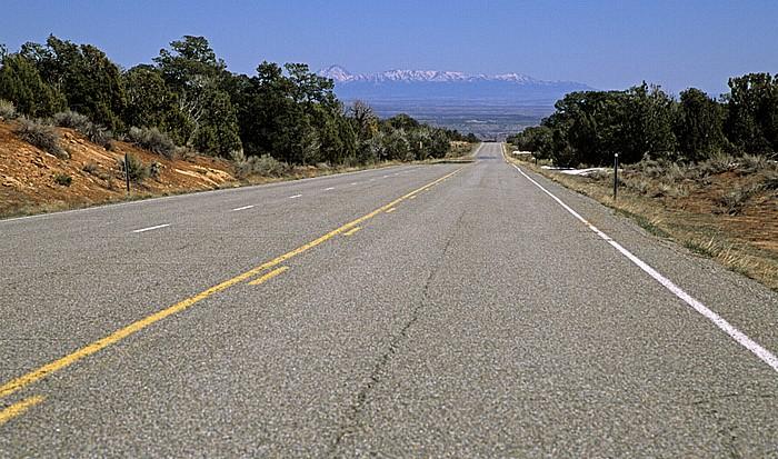 San Juan County Utah State Route 95