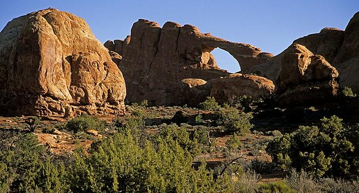 Skyline Arch Arches National Park