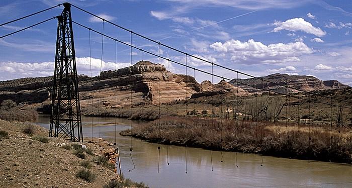 Colorado River: Dewey Bridge Grand County