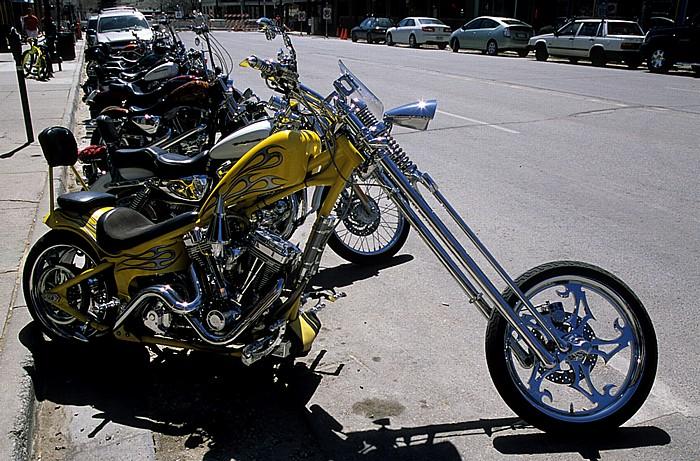 Durango Main Avenue: Motorräder