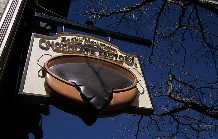 Main Avenue: Rocky Mountain Chocolate Factory Durango