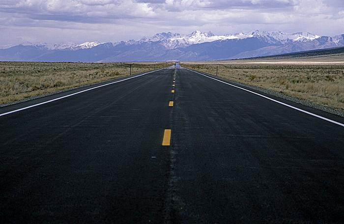 San Luis Valley Colorado State Highway 150
