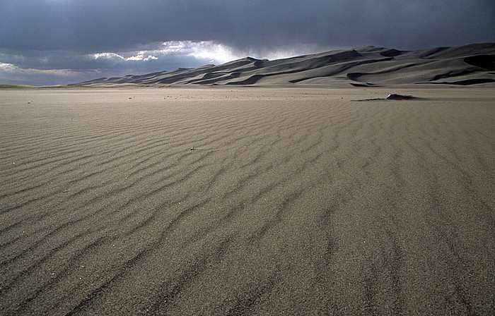 Sanddünen Great Sand Dunes National Park