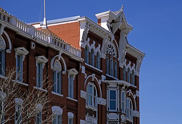 Main Avenue: Strater Hotel Durango