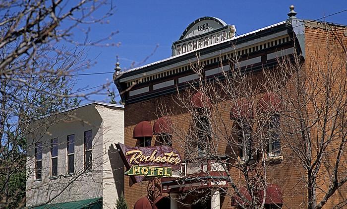 Durango 2nd Avenue: Rochester Hotel