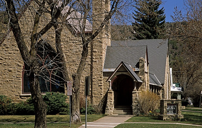 3rd Avenue: St. Mark's Episcopal Church Durango