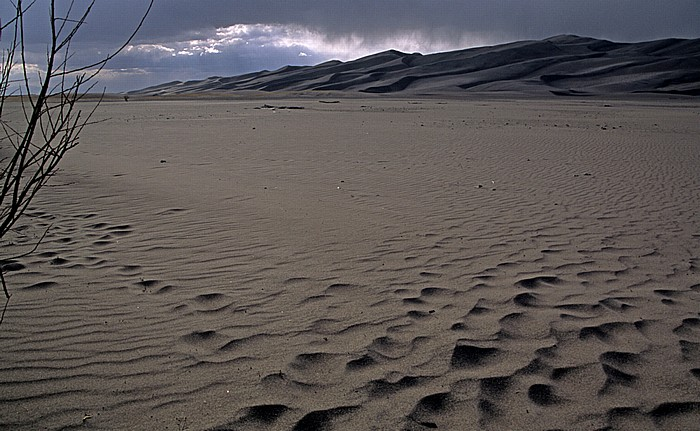 Great Sand Dunes National Park Great Sand Dunes