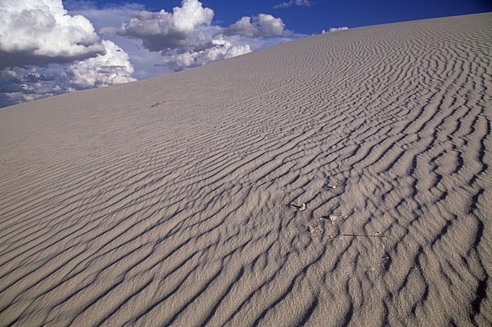 Sanddüne White Sands National Monument