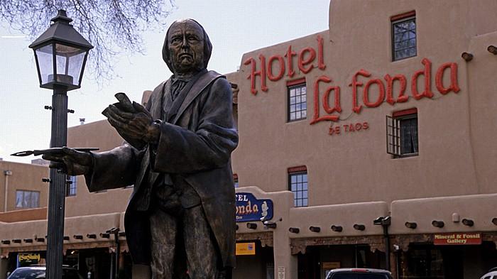 Taos Plaza Hotel La Fonda