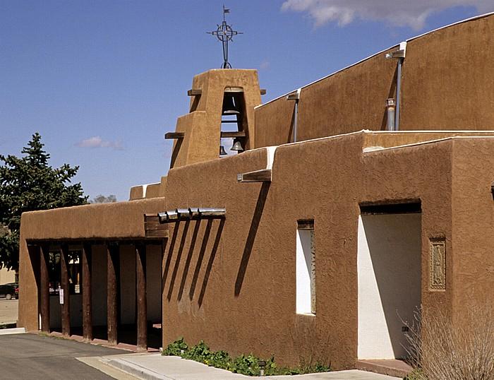 Taos Kirche