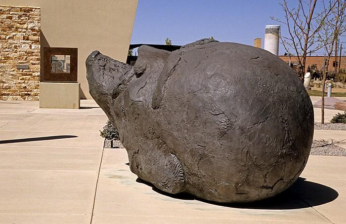 Albuquerque Museum: Skulpturengarten