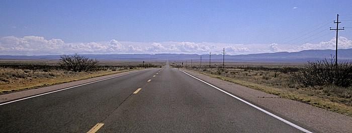Socorro County U.S. Route 380
