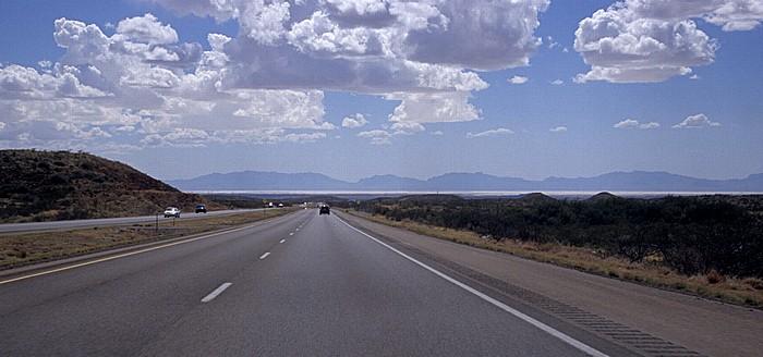 Otero County U.S. Route 70