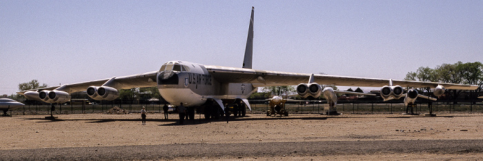Albuquerque National Museum of Nuclear Science & History: Heritage Park - Boeing B-52 Stratofortress