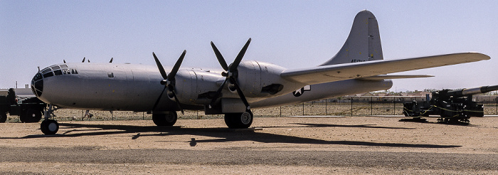 Albuquerque National Museum of Nuclear Science & History: Heritage Park - Boeing B-29 Superfortress