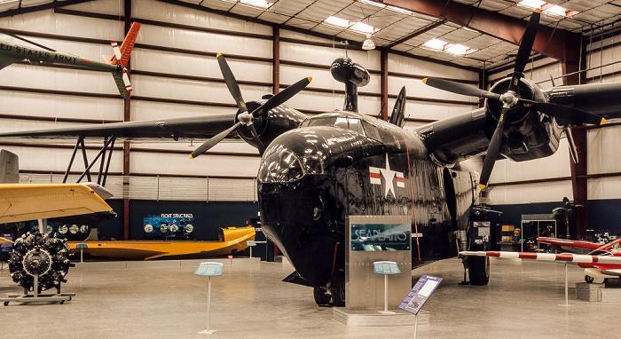 Tucson Pima Air & Space Museum: Spirit of Freedom Hangar - Martin PBM-5A Mariner
