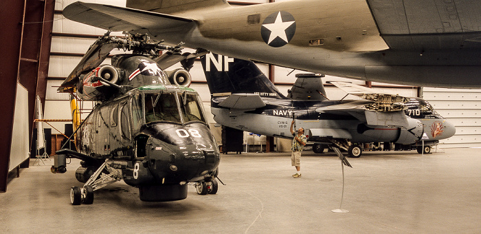 Tucson Pima Air & Space Museum: Spirit of Freedom Hangar - Kaman SH-2F Seasprite