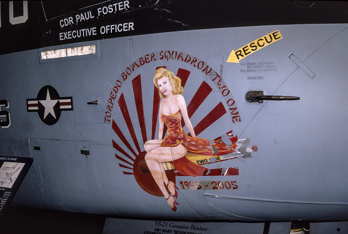 Tucson Pima Air & Space Museum: Spirit of Freedom Hangar - Lockheed S-3B Viking
