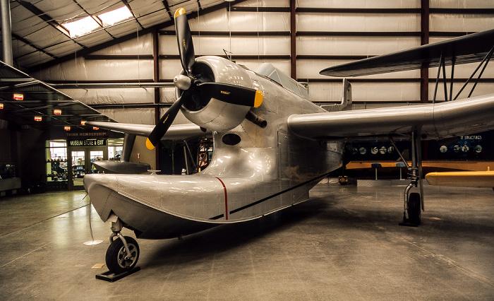Tucson Pima Air & Space Museum: Spirit of Freedom Hangar - Columbia XJL-1