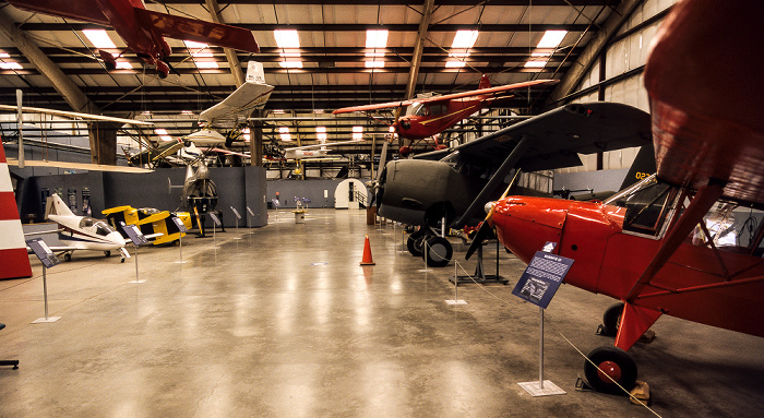 Tucson Pima Air & Space Museum: Hangar #1
