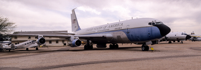 Tucson Pima Air & Space Museum: Boeing VC-137B Stratoliner