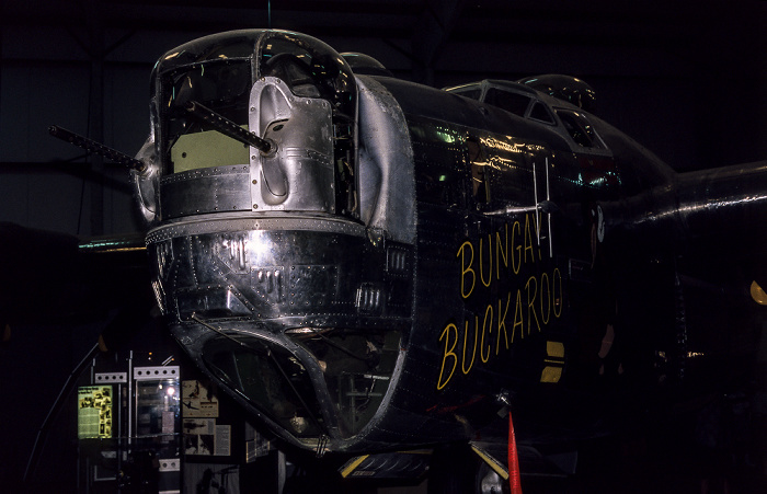 Tucson Pima Air & Space Museum: Hangar #3 - Consolidated B-24J Liberator