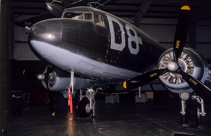 Tucson Pima Air & Space Museum: Hangar #3 - Douglas C-47 Skytrain