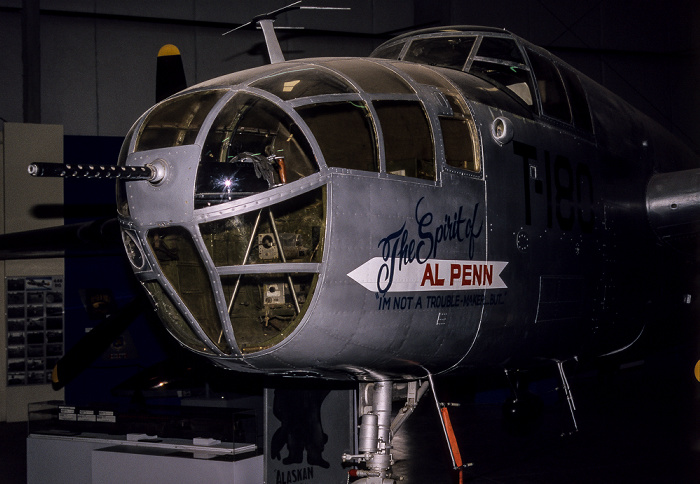 Tucson Pima Air & Space Museum: Hangar #3 - North American B-25 Mitchell