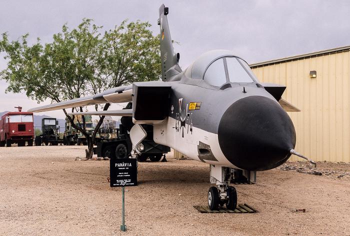 Tucson Pima Air & Space Museum: Panavia Tornado