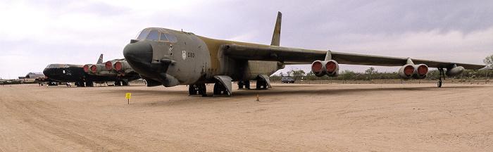 Tucson Pima Air & Space Museum: Boeing B-52 Stratofortress