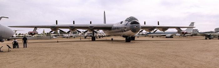 Tucson Pima Air & Space Museum: Convair B-36J Peacemaker