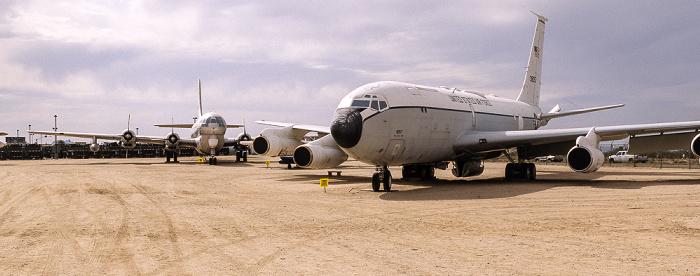 Tucson Pima Air & Space Museum: Boeing EC-135J