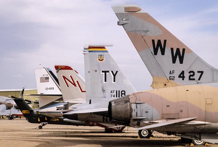Tucson Pima Air & Space Museum